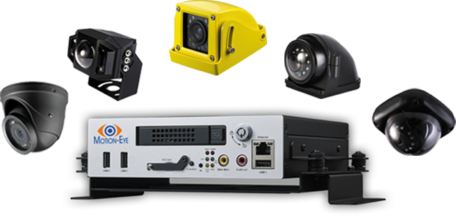 DigiMobi Technology Limited - Motion-Eye Vehicle CCTV (1080p HD) System